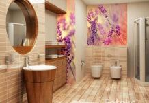 Jak wybrać fototapetę do łazienki