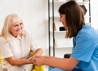 Odpowiednio realizowana opieka osób starszych